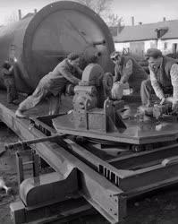 Ipar - Tiszakécskei Permetező Gépgyár
