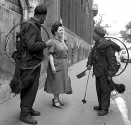 Foglalkozás - Kéményseprők