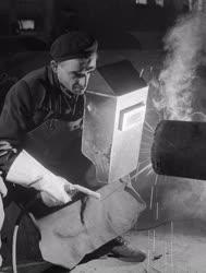 Ipar - Munkavédelem a Vegyipari Gép- és Radiátorgyárban