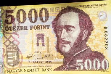 Fizetőeszköz - Budapest - Bankjegy