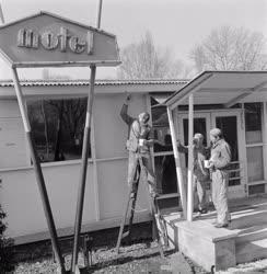 Idegenforgalom - Új motel nyílik Siófokon