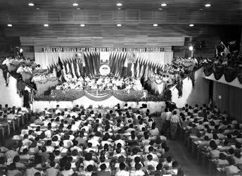 Belpolitika - DISZ-kongresszus