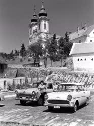 Magyarországi képek - Tihany - Új parkoló
