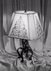 Kereskedelem - Különleges kovácsoltvas lámpa