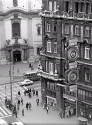 Budapesti városkép - A Magyar Hirdető Székháza
