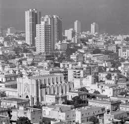 Turzimus - Kuba - Havannai látkép