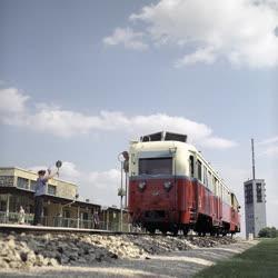 Közlekedés - Széchenyi-hegy - Úttörővasút