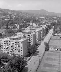 Városkép - Városmajor