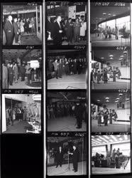 Kiállítás - Ipar - Külkapcsolat - Lipcsei Vásár