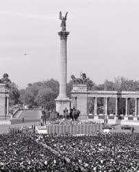 Ünnep - Augusztus 20. - Jurij Gagarin Budapesten
