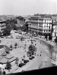 Régi Budapest - Kálvin tér