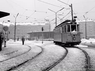 Közlekedés - HÉV helyett villamos jár Budafokra