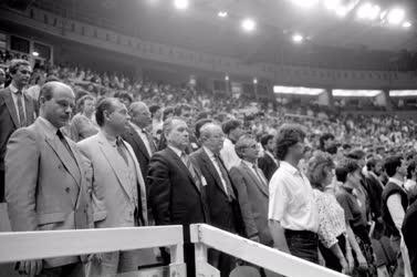 Belpolitika - A KISZ XII. kongresszusán