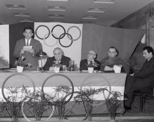 Sport - Olimpiai Bizottság ülése