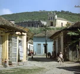 Városkép - Kubai település
