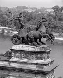 Budapest - Millenniumi emlékmű