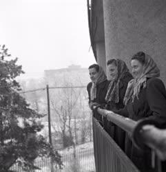 Szabadidő - Termelőszövetkezeti tagok üdülése Budapesten
