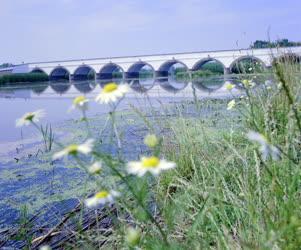 Természet - A hortobágyi Kilenclyukú híd