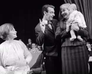 Ünnep - Az első színházi névadó
