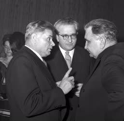 Külkapcsolatok - Fogadás az NDK nemzeti ünnepén