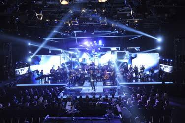 Televízió - MTVA 1-es stúdió - A Dal című műsor