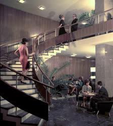 Idegenforgalom - A felújított Hotel Szabadság