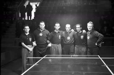Sport - Asztalitenisz világbajnokság