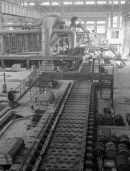 Ipar - Sztálinvárosi hengerművek