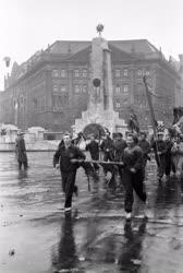 Belpolitika - Békeváltó a II. Magyar Békekongresszusra