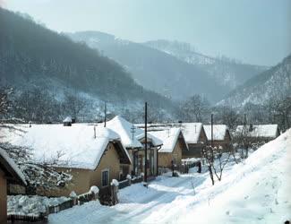 Tél a Bükkben - Havas Lillafüred