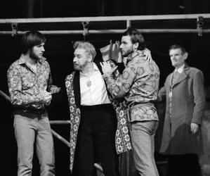 Kultúra - Shakespeare: II. Richard c. drámája Békéscsabán