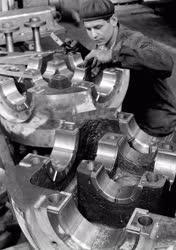Ipar - Ganz Vagon- és Gépgyár