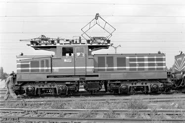 Ipar -  Járműipar - Új villamos mozdony