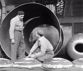 Ipar - Gépgyártás - Vegyipari Gép-és Radiátorgyár