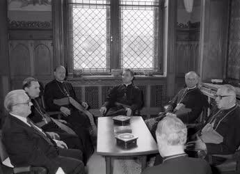 Belpolitika - Római katolikus segédpüspökök eskütétele