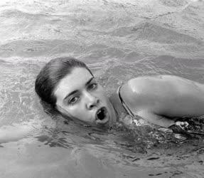 Gyarmati Andrea úszó